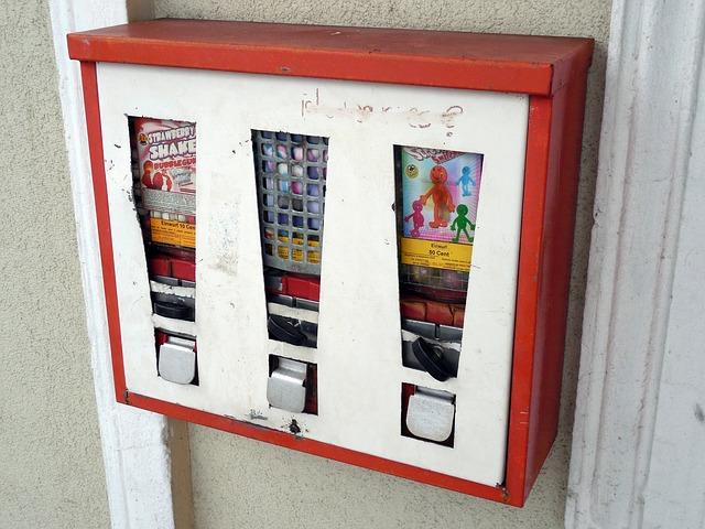 Automat für passives Einkommen